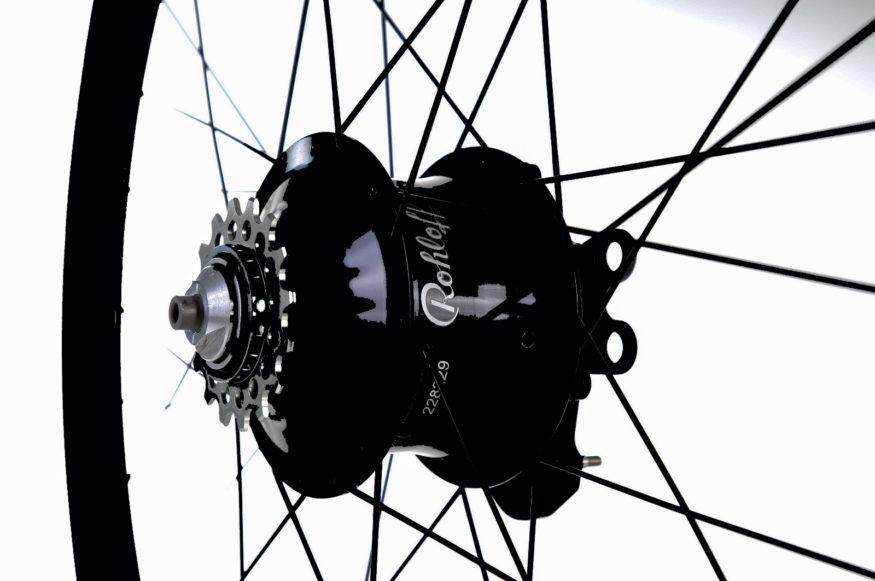 Rohloff met wiel