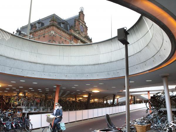 fietspadinstationsstalling