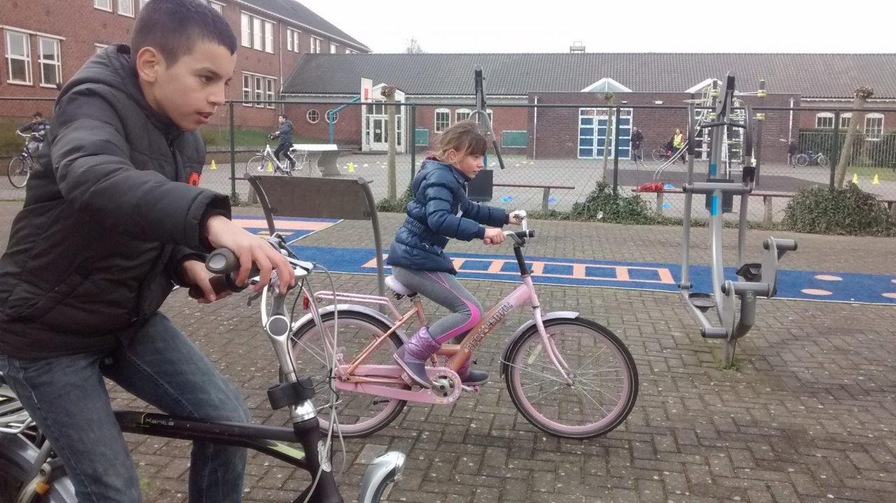 Fietsschool kinderen en jongeren