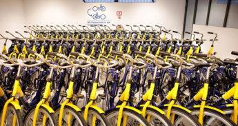 OV-fietsen in Utrecht