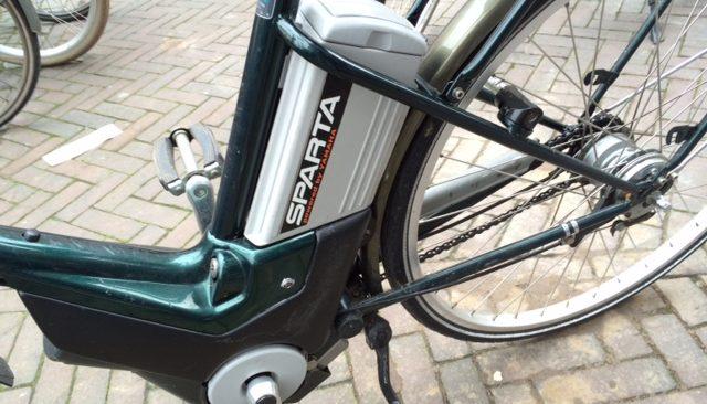 sparta pharos loodaccu e-bike