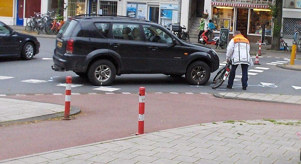 Verkeersongeluk