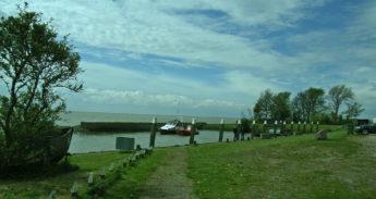 Laaksum vissersroute
