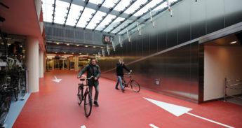 Fietsenstalling Rotterdam CS