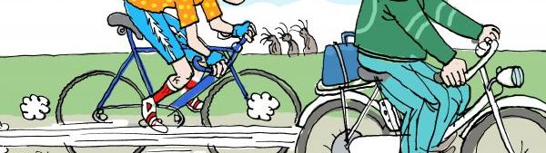 illustratie speed pedelec