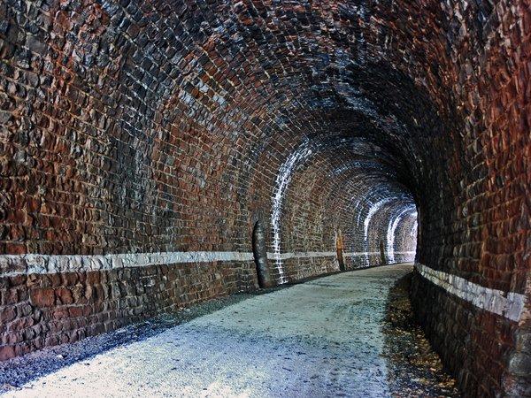 vennbahn, fietsen over oude spoorlijnen