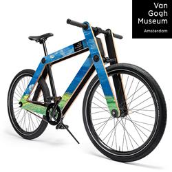 Van Gogh Sandwichbike