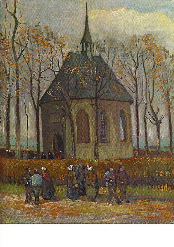 Van Gogh kerk