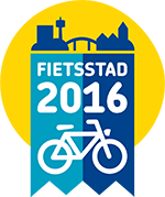 Fietsstad logo