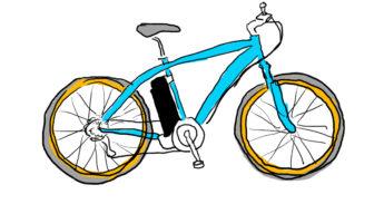 sportieve e-bike