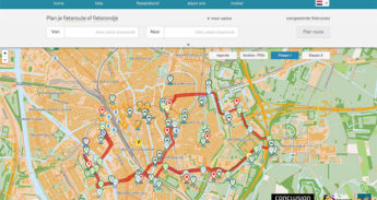 Tour-routeplanner