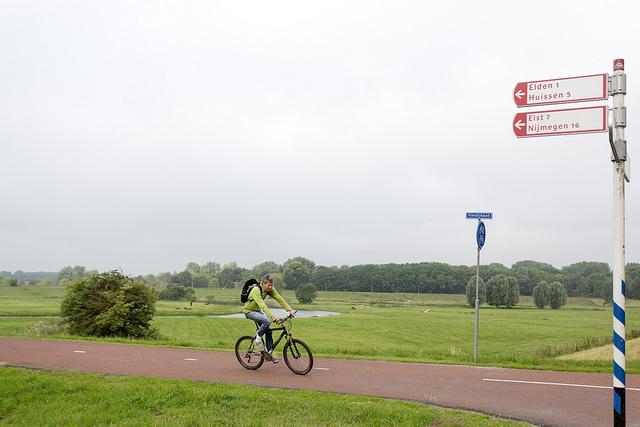 Snelfietsroute Nijmegen
