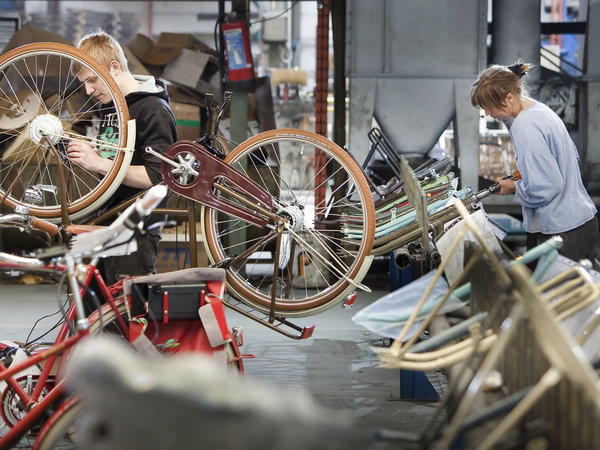 achielle fietsfabriek