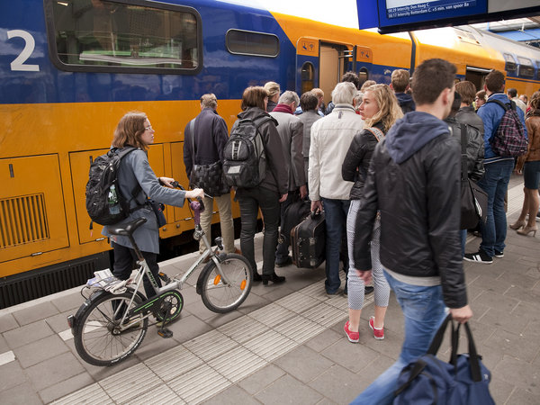 Fiets Meenemen In Binnenlandse Treinen Fietsersbond
