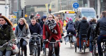 Drukte in Utrecht