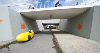 Fietstunnel Zoetermeer