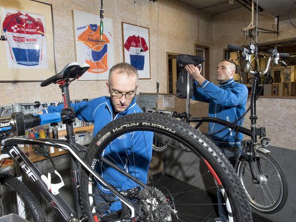 werkplaats amersfoort fietsenmaker