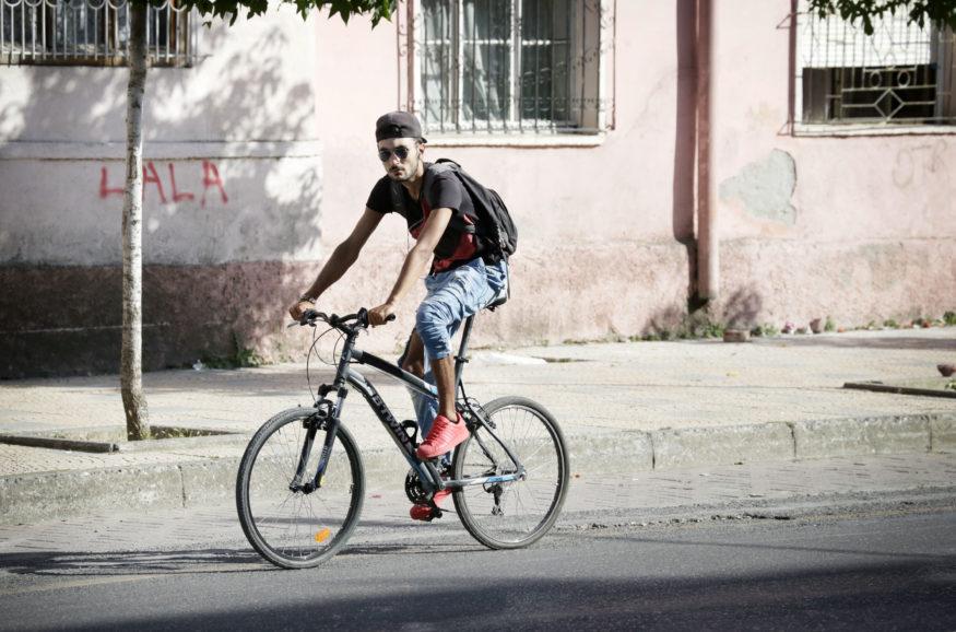 Albaniefietst15