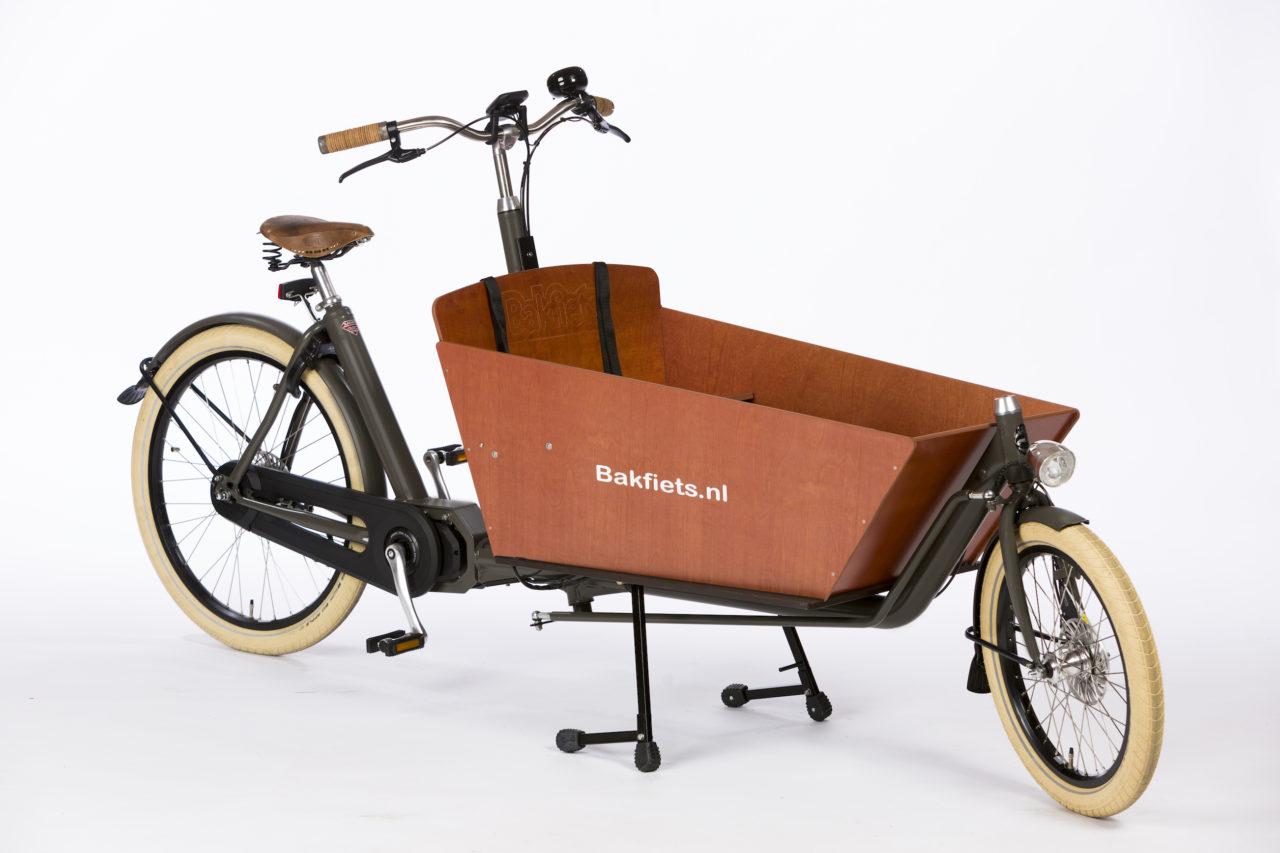 elektrische cargobike