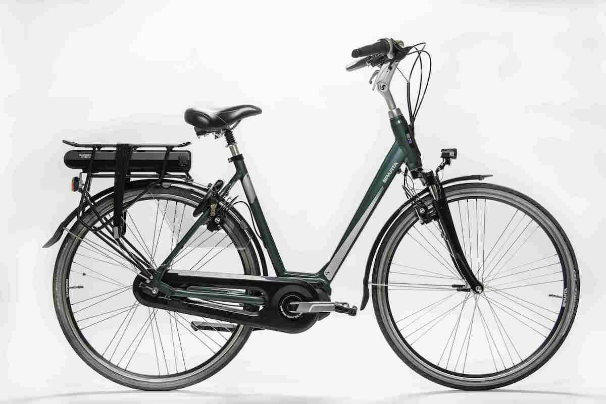 E Biketest 2017 Fietsersbond