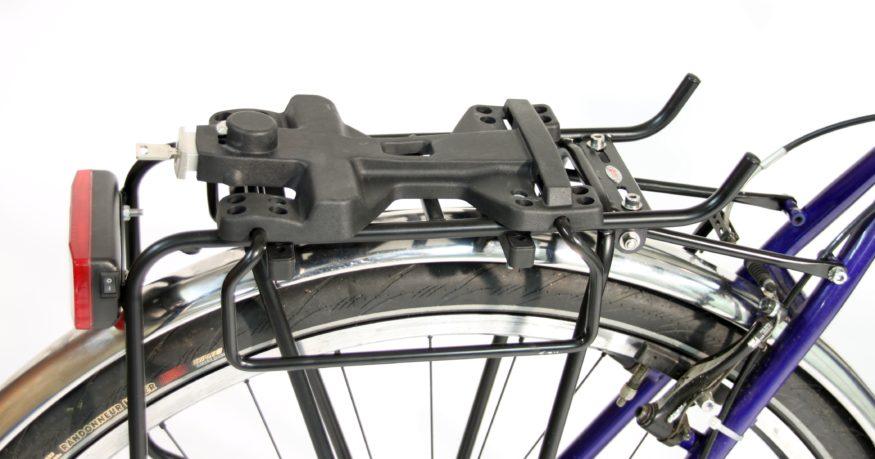 Ortlieb-adapter voor de Travelbag, een waterdichte fietskoffer