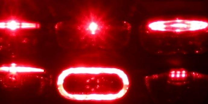 achterlichtentest
