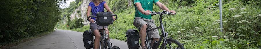 ravel fietsroute