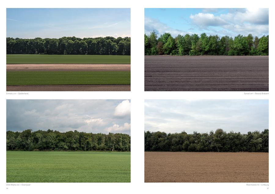 Landschappen van Yorit Kluitman