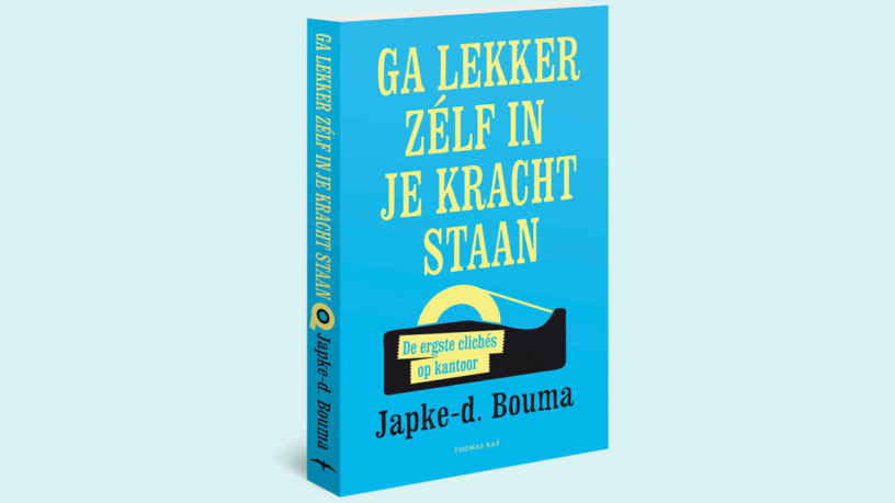 Gebundelde columns van Japke-D Bouma