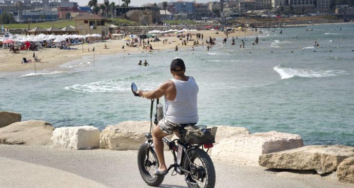 E-bike Tel Aviv