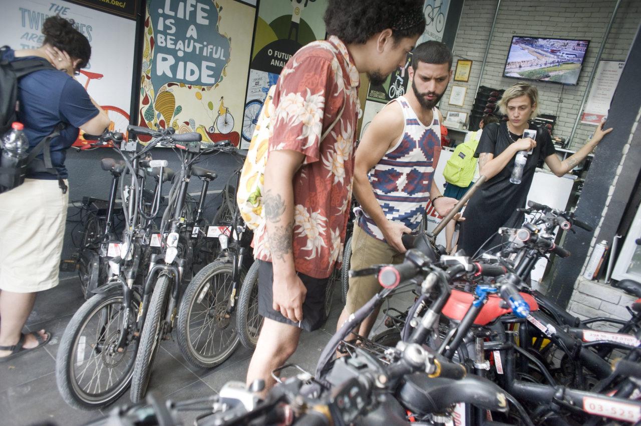 fietsverkoop