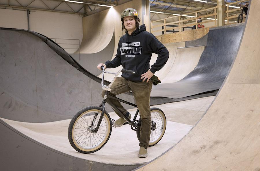 BMX-er Timo