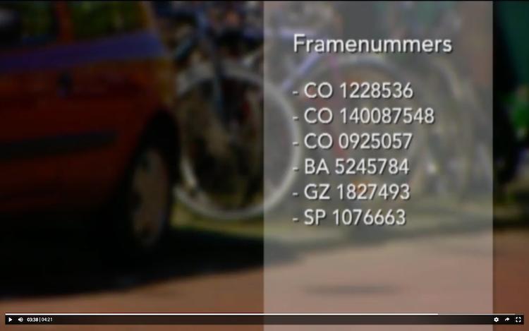 omroep west framenummers