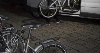 gestolen fiets in bus laden, fietsersbond