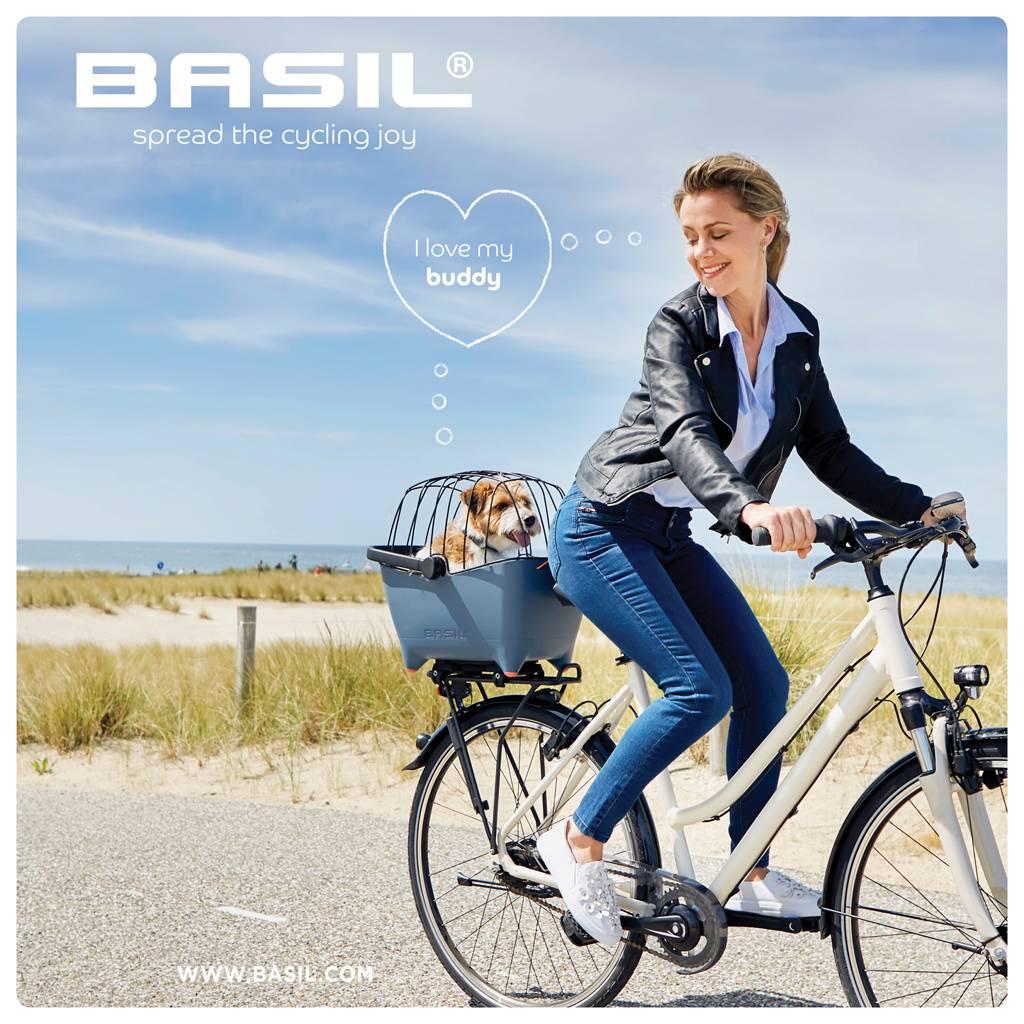 Basil hondenmand met MIK-systeem