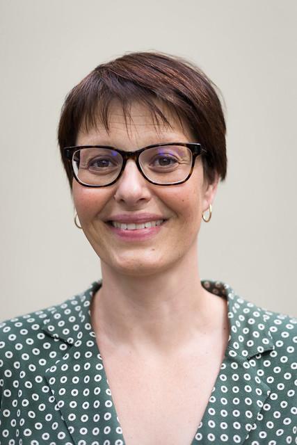 Saskia Kluit, directeur van de Fietsersbond
