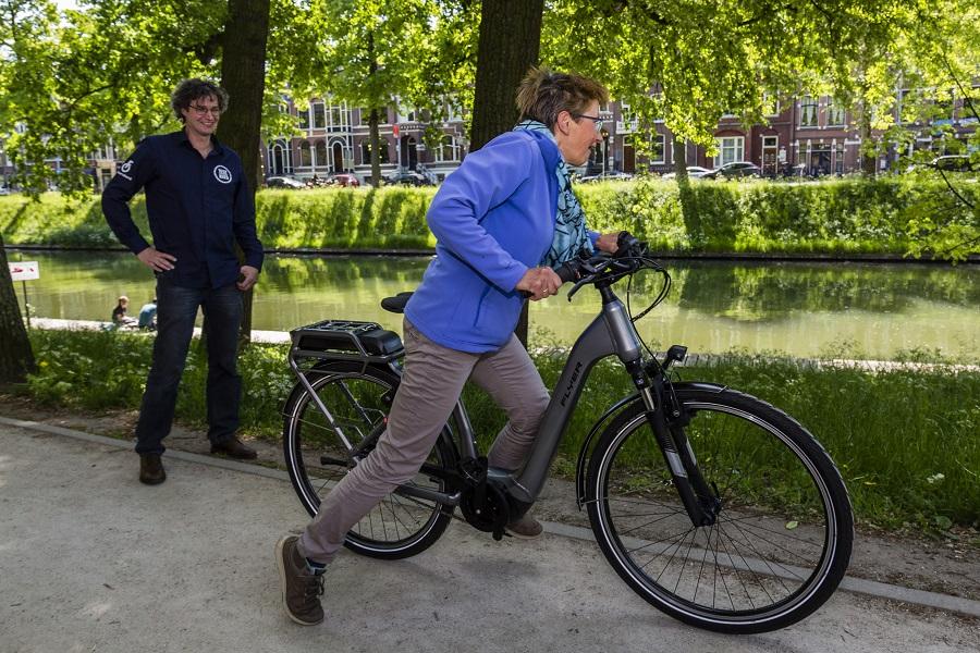 e-biketips – opstappen