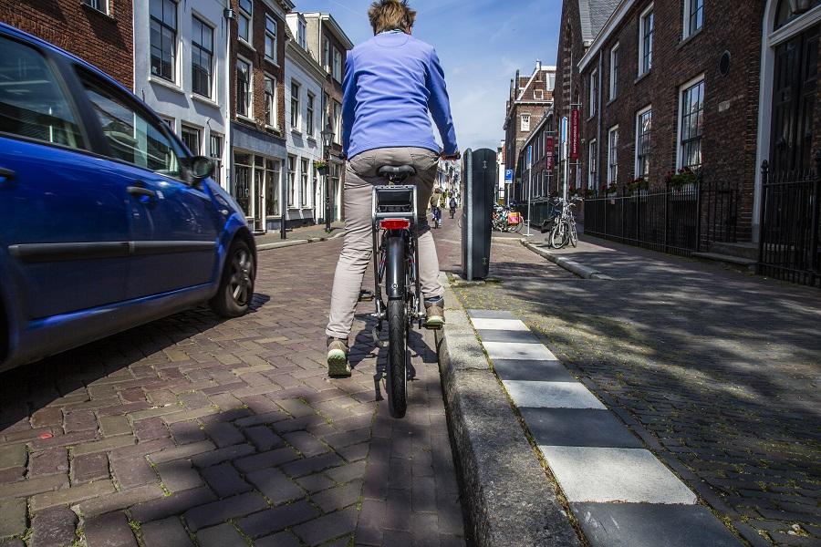 e-biketips ruimte nemen