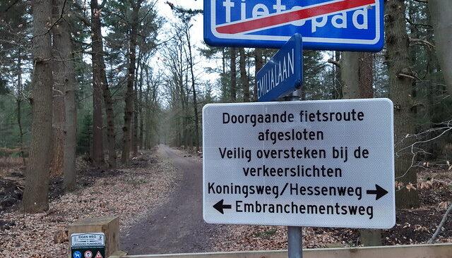 pijnenburg fietspad