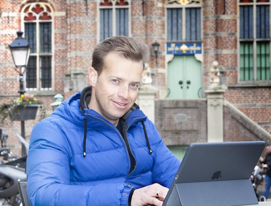 Willijan Walhout Van Fietsersbond Culemborg