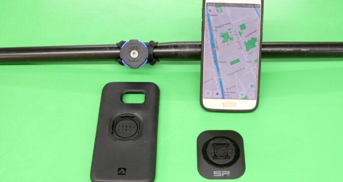 smartphonehouder fiets