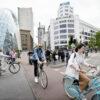 fietsers in eindhoven