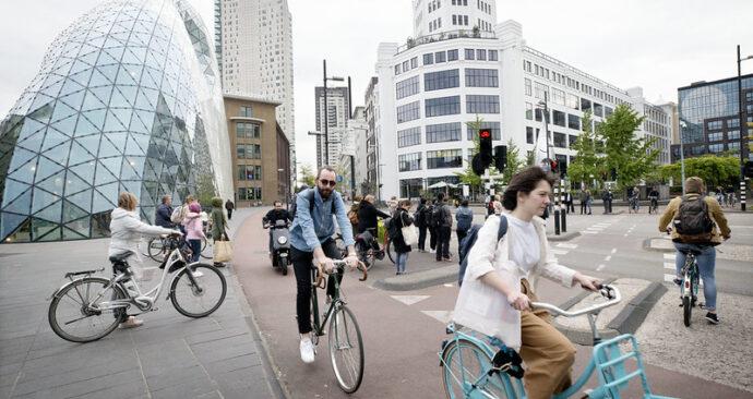 fietsen in eindhoven