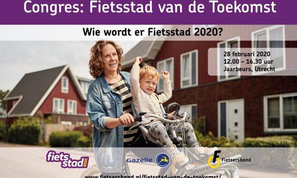 fietsstad van de toekomst klein