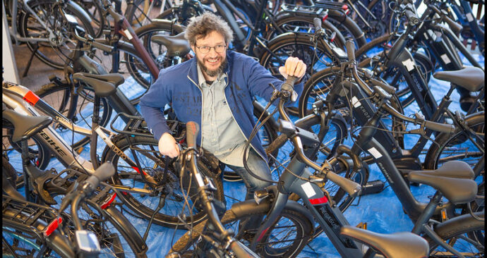 elektrische fiets test 2020