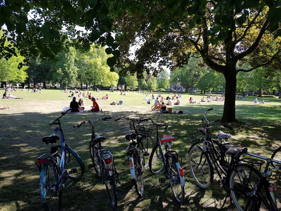 Wilhelminapark Utrecht