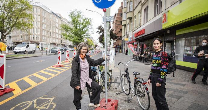 berlijn fietspad
