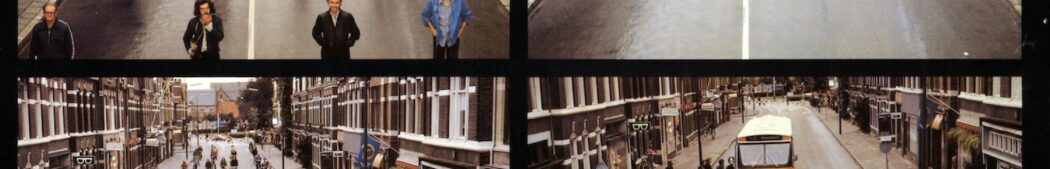 poster ruimtegebruik 1978