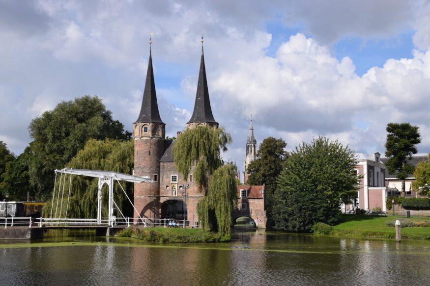 Delft, door Sija van den Beukel