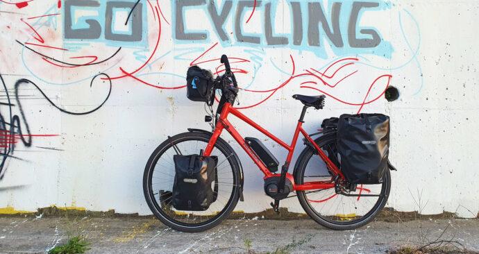 koga elektrische fiets fietsvakantie